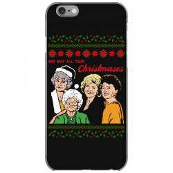 Golden Girls Christmas iPhone 6/6s Case | Artistshot