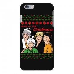 Golden Girls Christmas iPhone 6 Plus/6s Plus Case | Artistshot