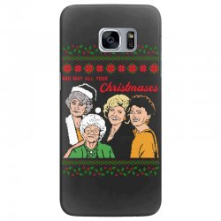 Golden Girls Christmas Samsung Galaxy S7 Edge Case | Artistshot