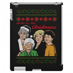 Golden Girls Christmas iPad 3 and 4 Case | Artistshot