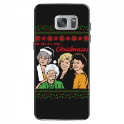 Golden Girls Christmas Samsung Galaxy S7 Case | Artistshot