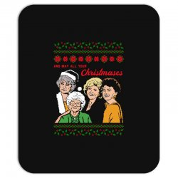 Golden Girls Christmas Mousepad | Artistshot