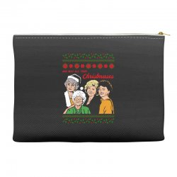 Golden Girls Christmas Accessory Pouches | Artistshot