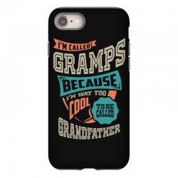 If Gramps Can't Fix It iPhone 8 Case | Artistshot