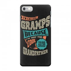 If Gramps Can't Fix It iPhone 7 Case | Artistshot