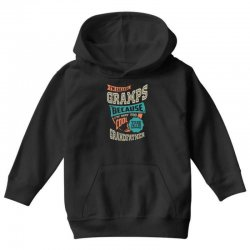 If Gramps Can't Fix It Youth Hoodie | Artistshot