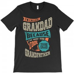 If Grandad Can't Fix It T-Shirt | Artistshot