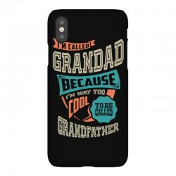If Grandad Can't Fix It iPhoneX Case | Artistshot