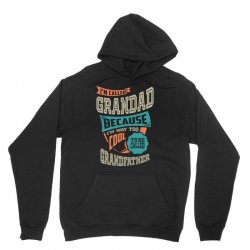 If Grandad Can't Fix It Unisex Hoodie | Artistshot
