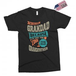 If Grandad Can't Fix It Exclusive T-shirt | Artistshot