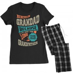 If Grandad Can't Fix It Women's Pajamas Set | Artistshot