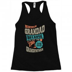 If Grandad Can't Fix It Racerback Tank | Artistshot