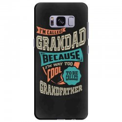 If Grandad Can't Fix It Samsung Galaxy S8 Plus Case | Artistshot