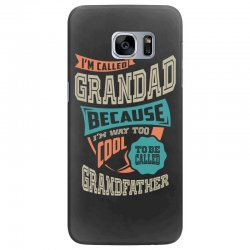 If Grandad Can't Fix It Samsung Galaxy S7 Edge Case | Artistshot