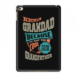 If Grandad Can't Fix It iPad Mini 4 Case | Artistshot