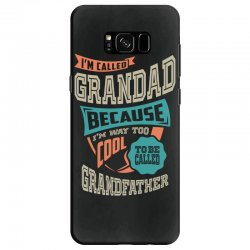 If Grandad Can't Fix It Samsung Galaxy S8 Case | Artistshot