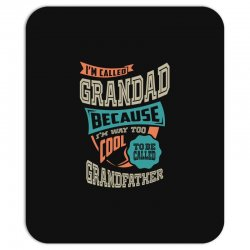 If Grandad Can't Fix It Mousepad | Artistshot