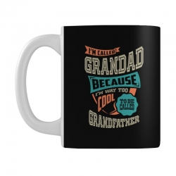 If Grandad Can't Fix It Mug | Artistshot