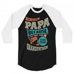 If Papa Can't Fix It 3/4 Sleeve Shirt | Artistshot