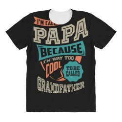 If Papa Can't Fix It All Over Women's T-shirt | Artistshot
