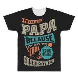If Papa Can't Fix It All Over Men's T-shirt | Artistshot