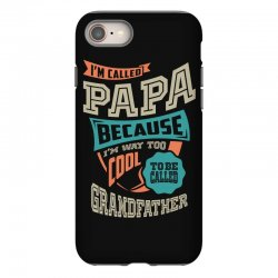 If Papa Can't Fix It iPhone 8 Case | Artistshot