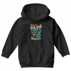If Papa Can't Fix It Youth Hoodie | Artistshot