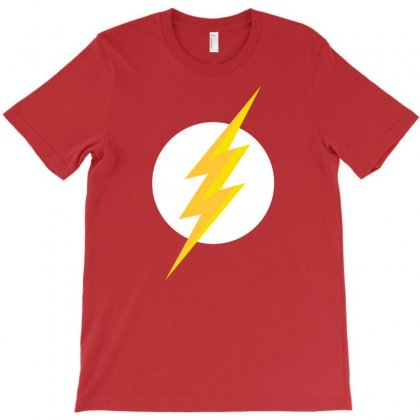 The Flash T-shirt Designed By Akin