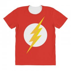 the flash All Over Women's T-shirt | Artistshot
