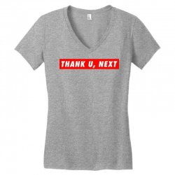 thank u, next hypebeast Women's V-Neck T-Shirt | Artistshot