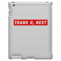 thank u, next hypebeast iPad 3 and 4 Case | Artistshot