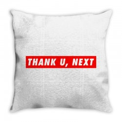 thank u, next hypebeast Throw Pillow | Artistshot