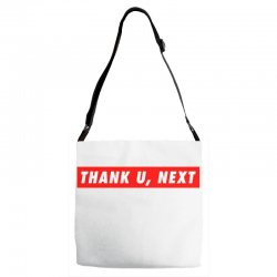 thank u, next hypebeast Adjustable Strap Totes | Artistshot
