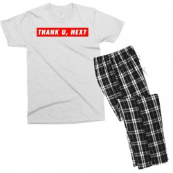 thank u, next hypebeast Men's T-shirt Pajama Set | Artistshot