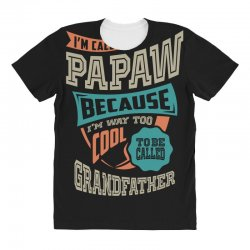 If Papaw Can't Fix It All Over Women's T-shirt | Artistshot