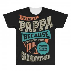 If Pappa Can't Fix It All Over Men's T-shirt | Artistshot