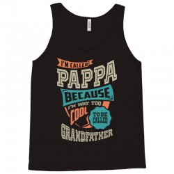 If Pappa Can't Fix It Tank Top | Artistshot
