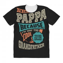 If Pappa Can't Fix It All Over Women's T-shirt | Artistshot