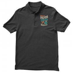 If Pappa Can't Fix It Polo Shirt | Artistshot