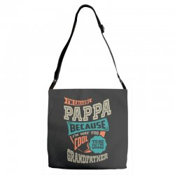 If Pappa Can't Fix It Adjustable Strap Totes | Artistshot