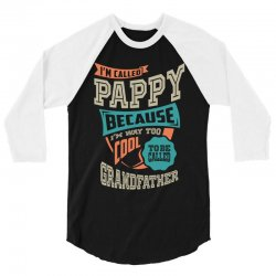 If Pappy Can't Fix It 3/4 Sleeve Shirt | Artistshot
