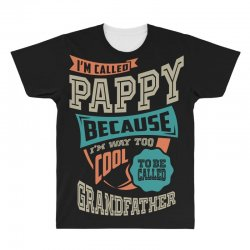 If Pappy Can't Fix It All Over Men's T-shirt | Artistshot