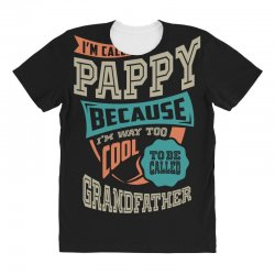 If Pappy Can't Fix It All Over Women's T-shirt | Artistshot