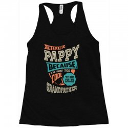 If Pappy Can't Fix It Racerback Tank | Artistshot