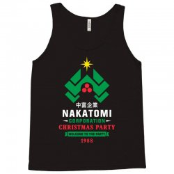 nakatomi corporation christmas party 1988 Tank Top | Artistshot