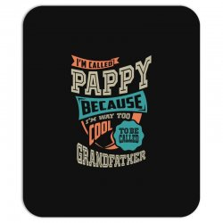 If Pappy Can't Fix It Mousepad | Artistshot
