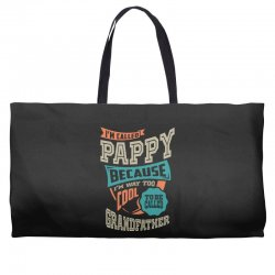 If Pappy Can't Fix It Weekender Totes | Artistshot