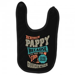 If Pappy Can't Fix It Baby Bibs | Artistshot
