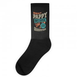 If Pappy Can't Fix It Socks | Artistshot