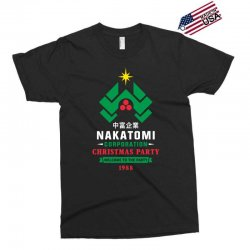 nakatomi corporation christmas party 1988 Exclusive T-shirt | Artistshot